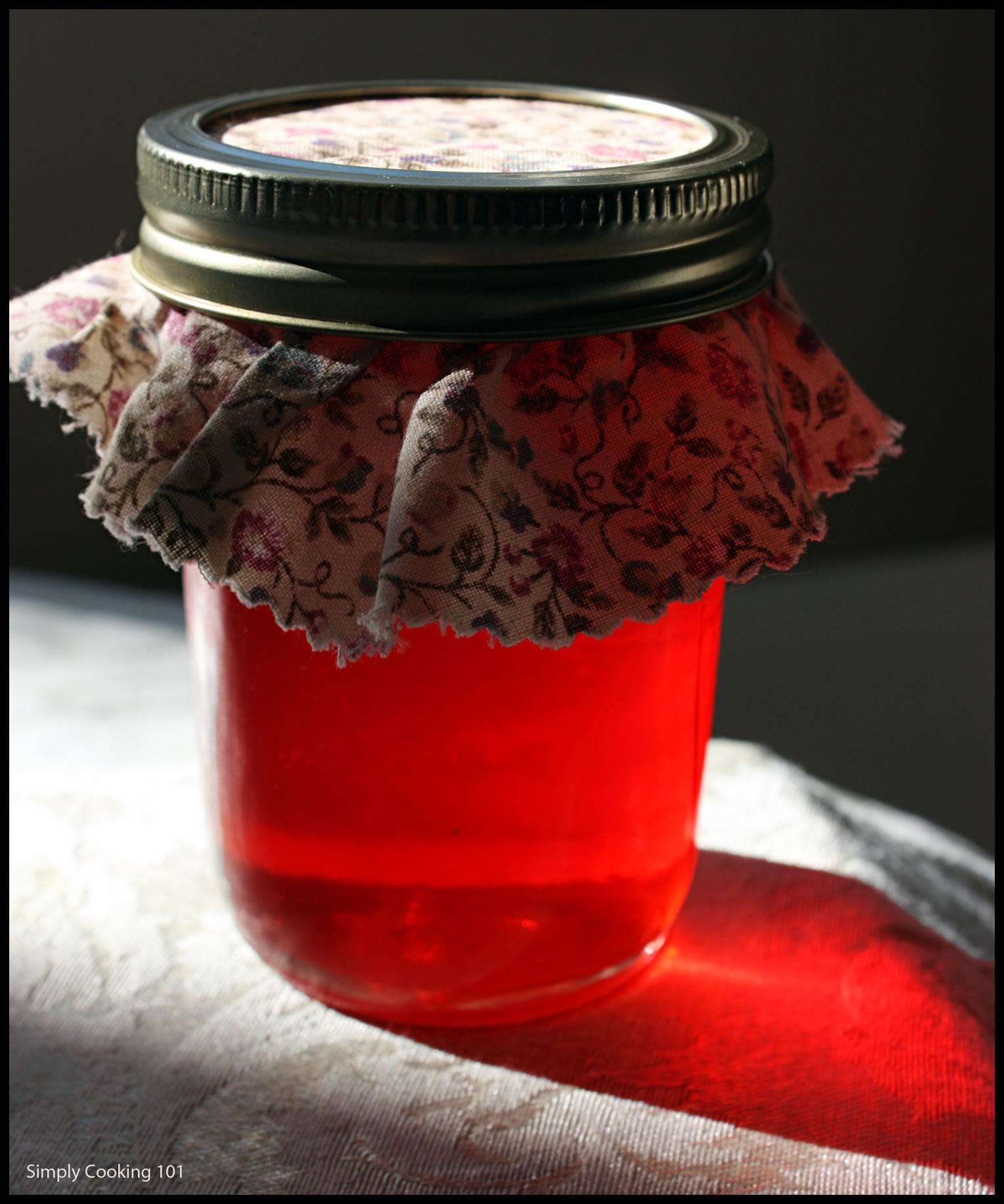Maraschino Jelly makes everything better