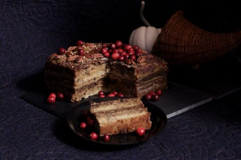 Pecan Pie Cake full